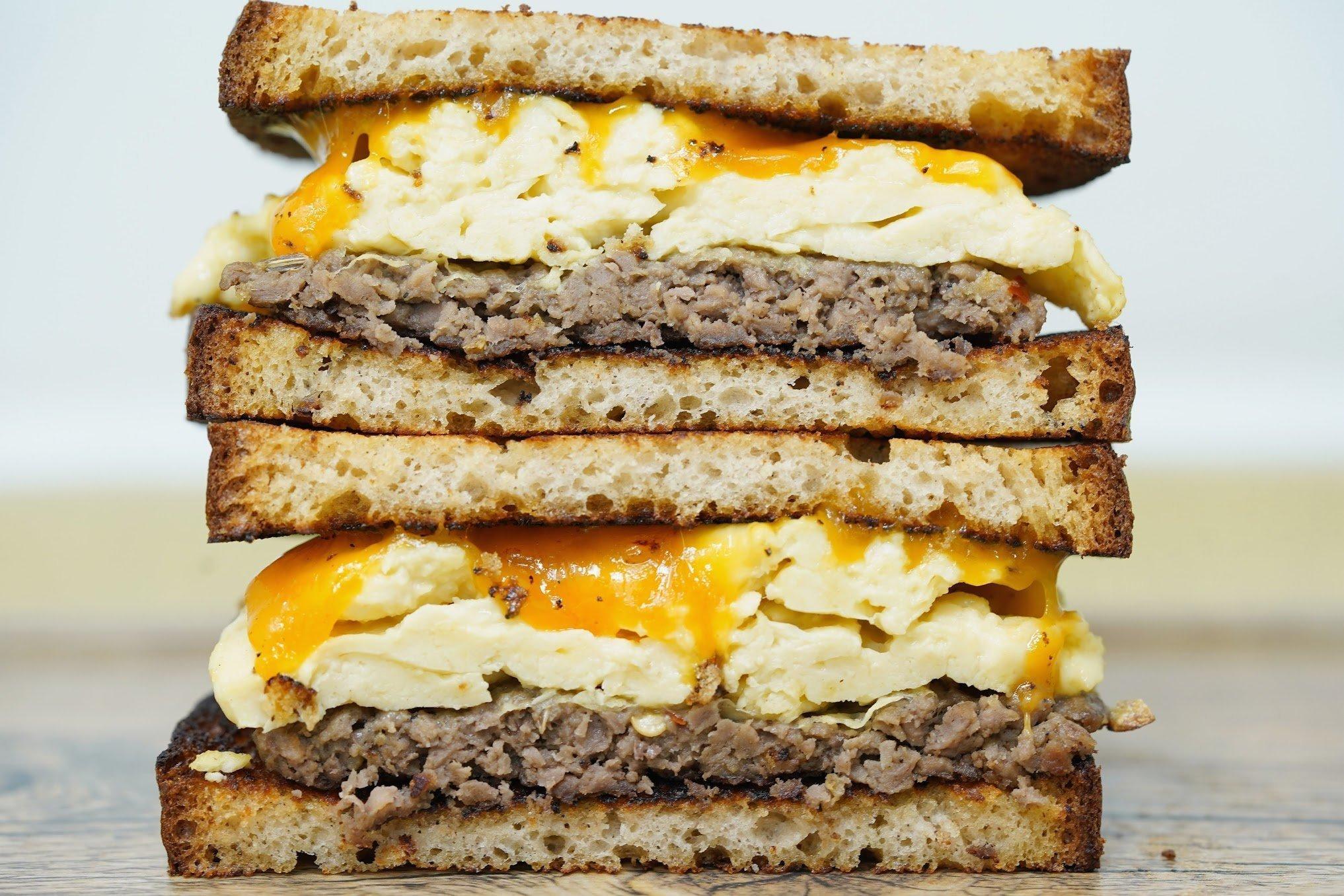 Best-Gluten-Free-Breakfast-Vegan-Breakfast-Miami-SoBeVegan-Breakfast-Sandwich-10-6-19